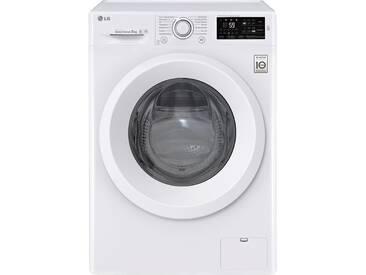 LG F 14WM 8LN0 Waschmaschinen - Weiss