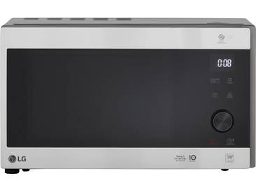LG MH 6565 CPS Mikrowellen - Edelstahl
