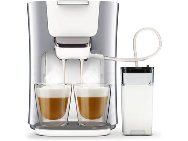 Philips Senseo® Latte Duo Plus HD6574/20 Kaffeemaschinen - Weiß