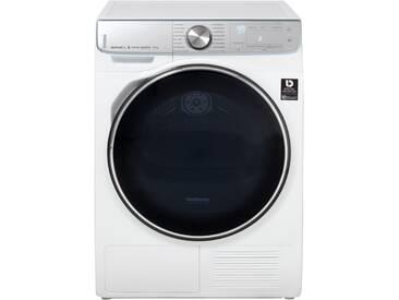 Samsung DV90N8289AW/EG Wärmepumpentrockner - Weiß