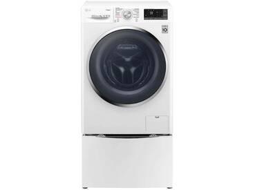 LG TWIN W9 ATS2 Waschmaschinen - Weiss