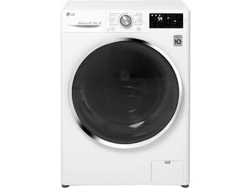 LG F 14WD 95TN2 Waschtrockner - Weiß