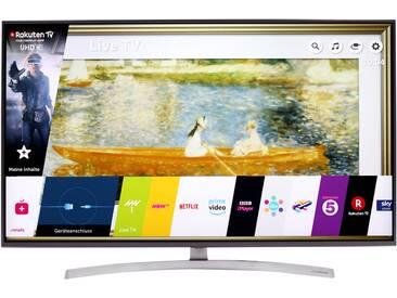 LG 55SK8100 Fernseher - Silber