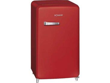 Bomann KSR 350 Kühlschränke - Rot