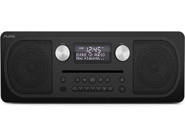 Pure Evoke C-D6 Audio - Schwarz