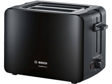 Bosch TAT6A113 Wasserkocher & Toaster - Schwarz
