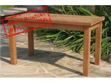 MiaMöbel Teak Beistelltisch Modern Massivholz Teak