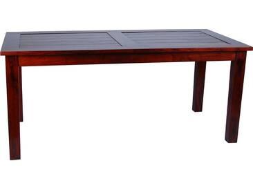MiaMöbel Esstisch Cherry 180x90cm Kolonialstil Massivholz Akazie Indien Indisch