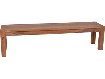 MiaMöbel Bank Thali 160cm Modern Massivholz Sheesham Indien Indisch