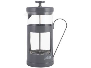 Kaffeebereiter MONACO CAFETIERES für 1000ml grau LaCafetieres Creative Tops