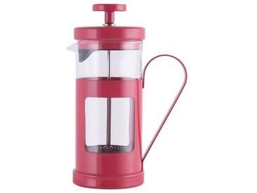 Kaffeebereiter MONACO CAFETIERES für 1000ml rot LaCafetieres Creative Tops