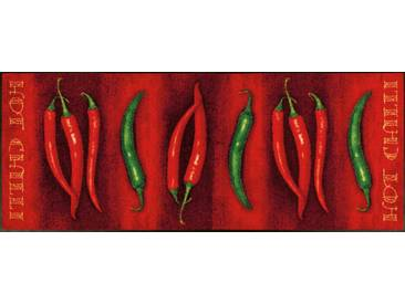 Kleen-Tex Fußmatte Hot Chilli, rot, Polyamid