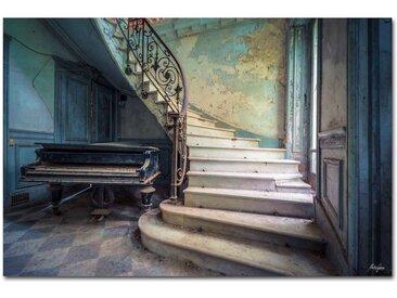 """Kollektion Wiedemann Bild """"YOU NEEDED ME"""", multicolour, Materialmix"""
