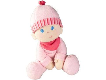Haba Kuschelpuppe Luisa, Pink, Materialmix