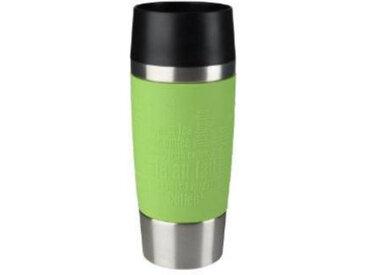 Emsa Isolierbecher 0,36 TRAVEL MUG, grün, Edelstahl