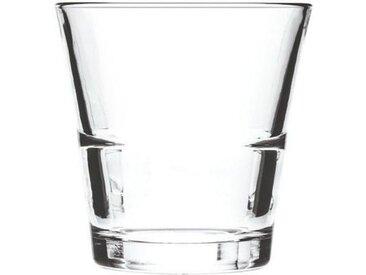 Leonardo Whiskybecher Event, transparent, Glas
