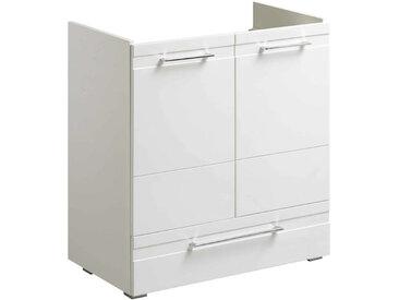 Pelipal Waschtischunterschrank DORIA, Weiß, Holznachbildung