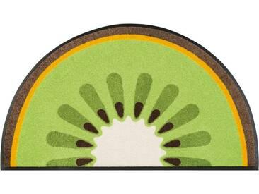 Kleen-Tex Fußmatte Kiwi, grün, Polyamid