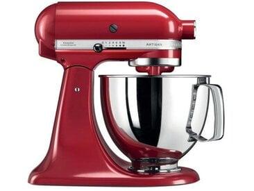 Kitchen Aid Küchenmaschine Rot ARTISAN, Rot, Metall