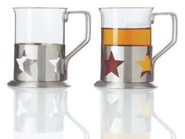 Zurbrüggen Teegläser Limito, klar, Glas
