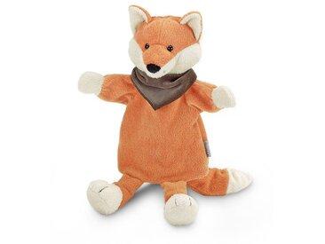 Sterntaler Handpuppe Fuchs, orange, Baumwolle
