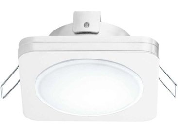 Eglo Leuchten LED-Einbauspot Pineda 1, Weiß, Stahl