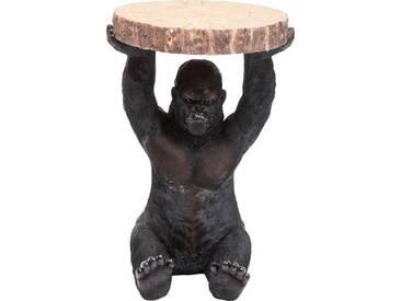 Karé Beistelltisch Affe Beistelltische Animal, Motiv, Kunstharz