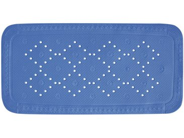 Spirella Wanneneinlage 91X36 ALASKA, Blau, PVC