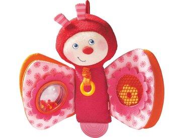 Haba Spielfigur Frühlingsfalter, rosa, Materialmix