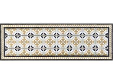 Kleen-Tex Fußmatte Kitchen Tiles, beige, Polyamid