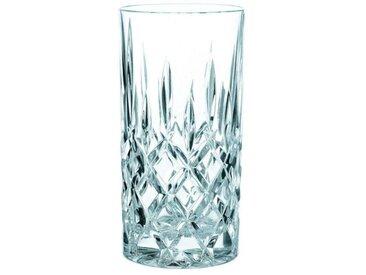 Nachtmann Longdrinkbecher Noblesse 375ml, Weiß, Glas