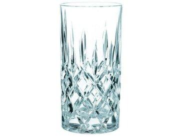 Nachtmann Longdrinkbecher Noblesse 375ml, klar, Glas