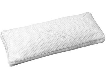 Z2 Komfortschlafkissen CARAT, Weiß, Schaumstoff