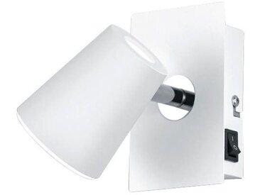 Trio Leuchten LED-Spot NARCOS,1x6W LED, Weiß, Metall
