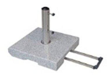 Zurbrüggen Granitsockel Trolley ACTIVE, granit, Granit