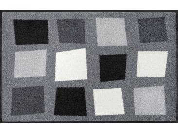 Kleen-Tex Fußmatte Boxpark grey, grau, Polyamid