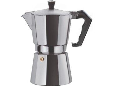 Espressokocher BRASIL 1 Tasse, silber, Aluminium