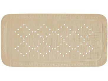Spirella Wanneneinlage 91X36 ALASKA, beige, PVC