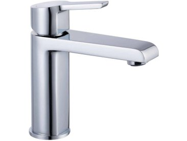 XORA Waschtischarmatur XR-305, Silber, Chrom