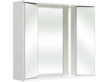 Pelipal Spiegelschrank AVA, Weiß, Holznachbildung