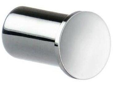 Smedbo 2er-Handtuchhaken Air, silber, Messing verchromt