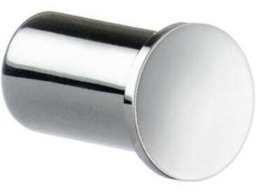 Smedbo 2er-Handtuchhaken Air, Grau, Messing verchromt