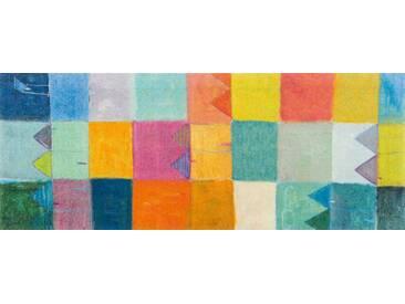 Kleen-Tex Fußmatte Sonnenstadt, multicolour, Polyamid
