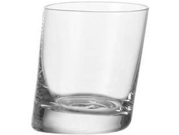 Leonardo Whiskeybecher PISA, transparent, Glas