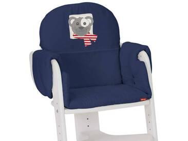 Kettler Sitzpolster für Tipp Topp IV TIPP TOPP, dunkelblau, Materialmix