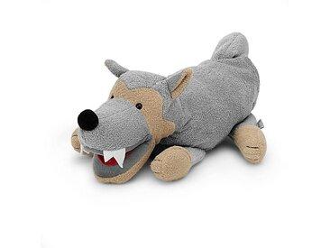 Sterntaler Handpuppe Wolf, grau, Baumwolle