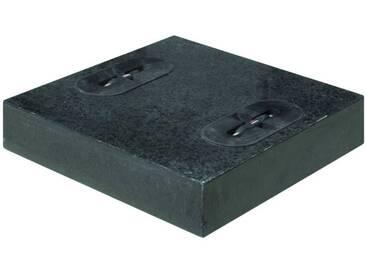 Zurbrüggen Design-Platte SUNMATIC, schwarz, Granit