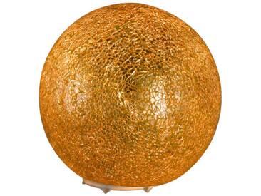 Fischer Leuchten Tischleuchte Chris CHRIS, gold, Glas