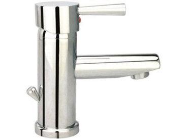 XORA Waschtischarmatur XR-300, Silber, Chrom