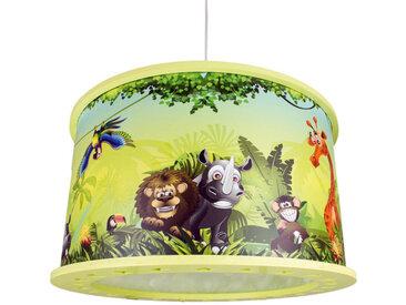 Elobra Kinderlampe, grün, Kunststoff